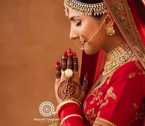 31 Bridal Henna Designs That Will Make You Stand Apart ...