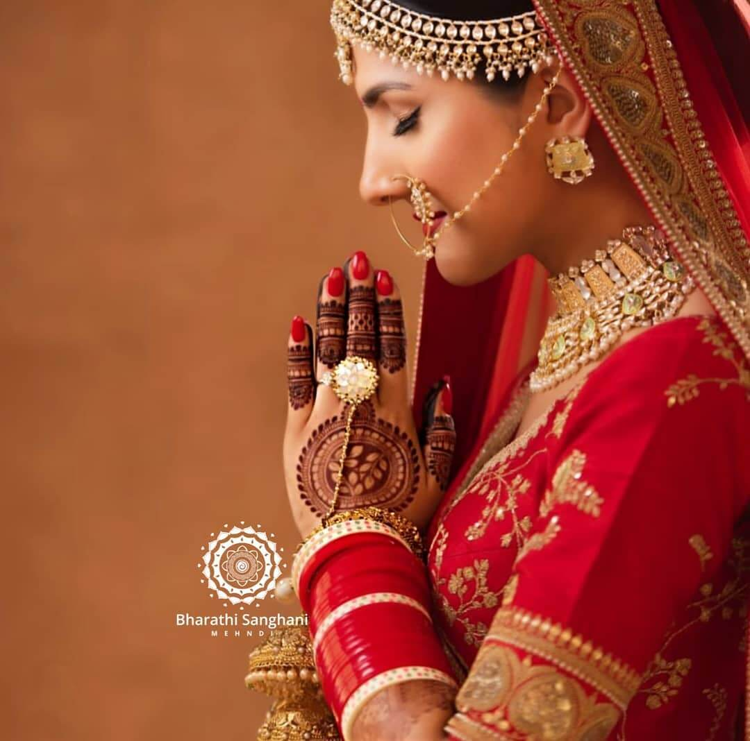 31 Bridal Henna Designs That Will Make You Stand Apart In Weddings In 2021!