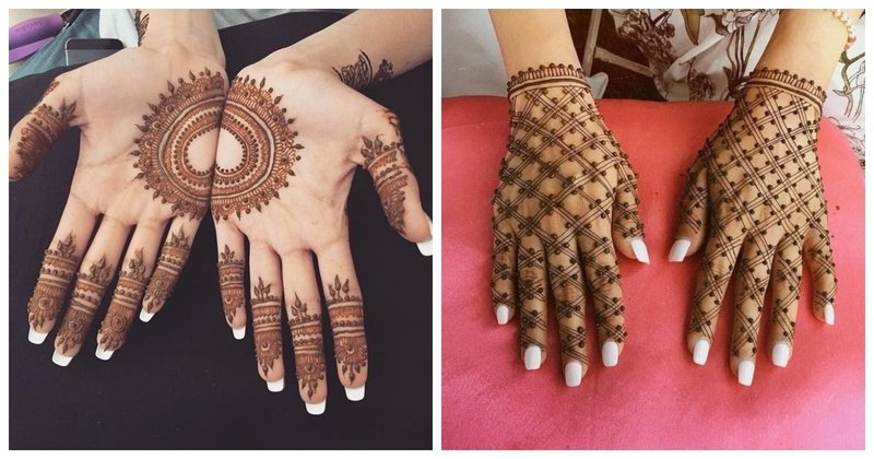 The Beautiful Gangaur Mehendi Designs 2021 We Bet You Will Swoon Over