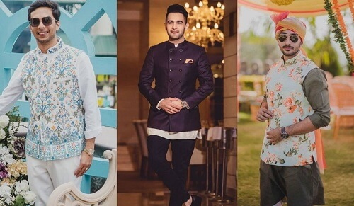 Stylish and Dapper Mehndi Dresses for Grooms That Are W...