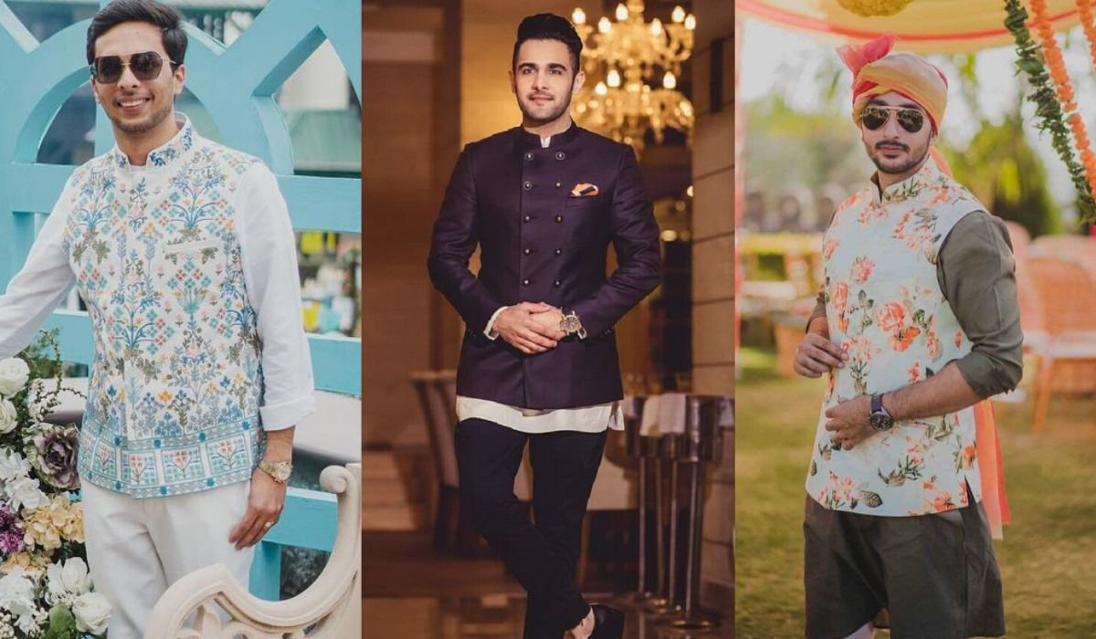 Stylish and Dapper Mehndi Dresses for Grooms That Are Worth Crushing Upon!!