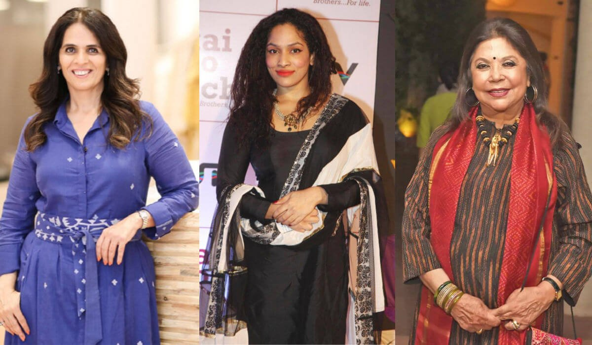 International Women S Day 2020 Female Indian Fashion Designers Who Broke The Societal Stereotypes