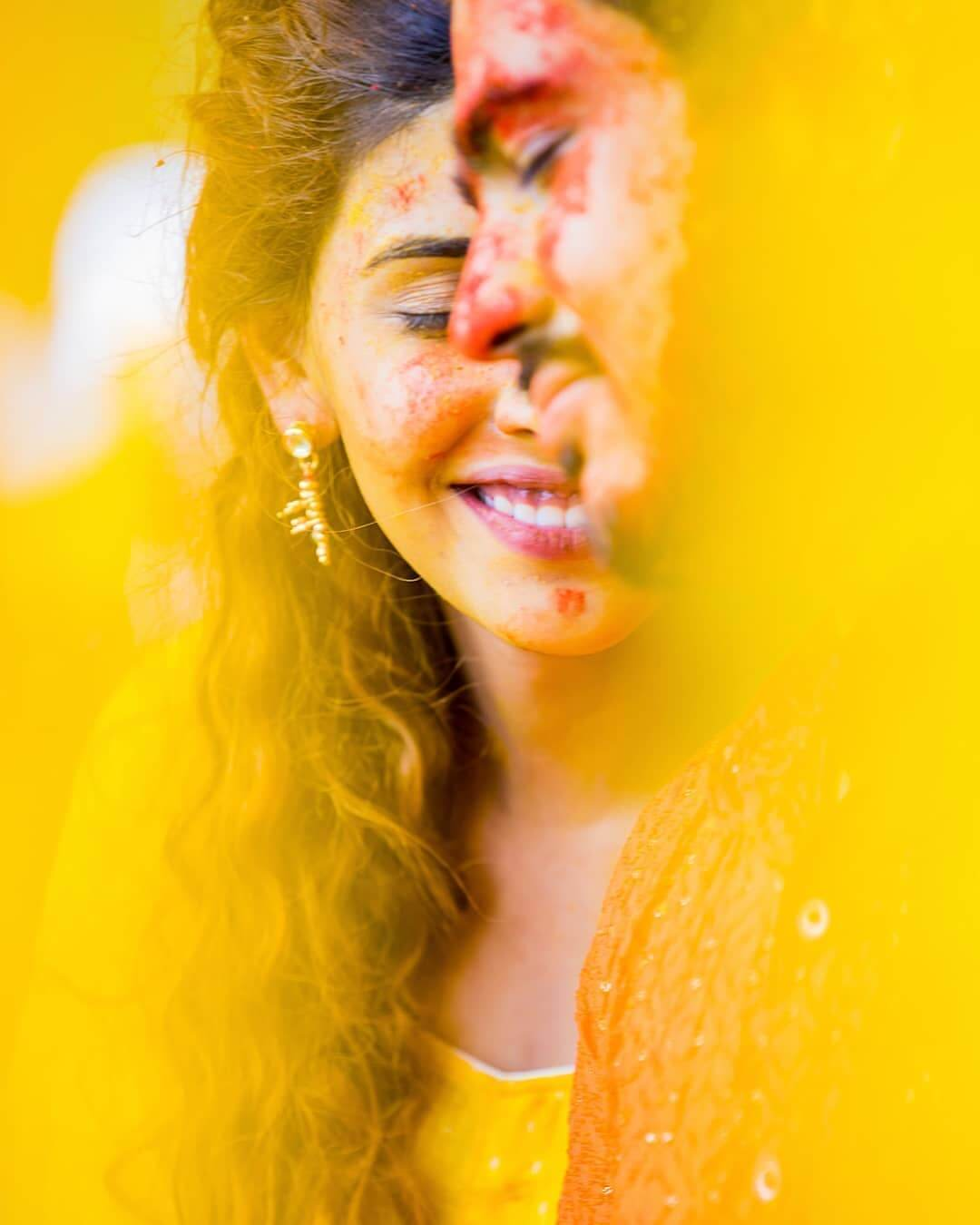 Holi Inspired Pre-Wedding Shoot Ideas - Celebrate Your Love with Colors!
