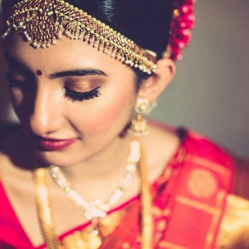 Here's Some Aesthetic South Indian Bridal Makeup Looks for The Wedding Season 2020