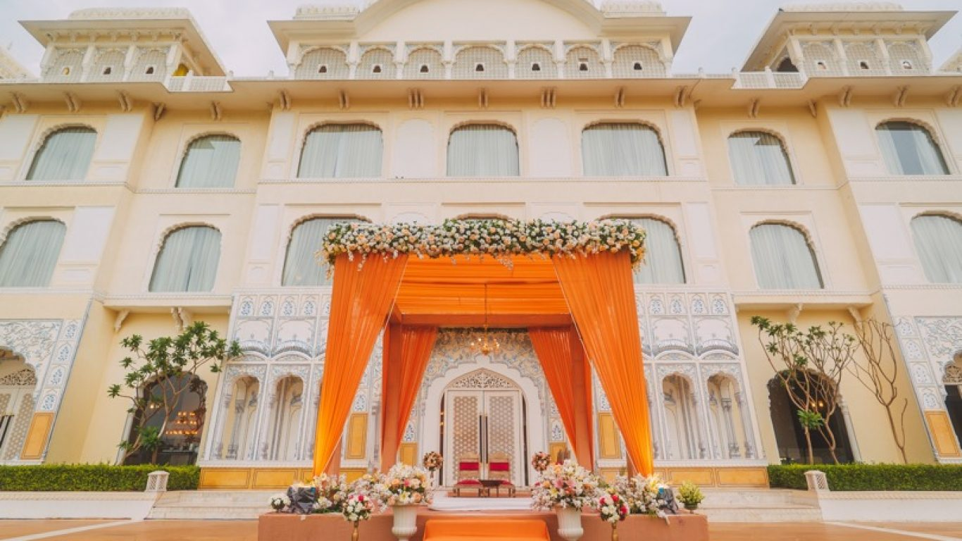 Top 5 Resorts In Jaipur For A Royal Wedding To Set The Most Regal Trend!