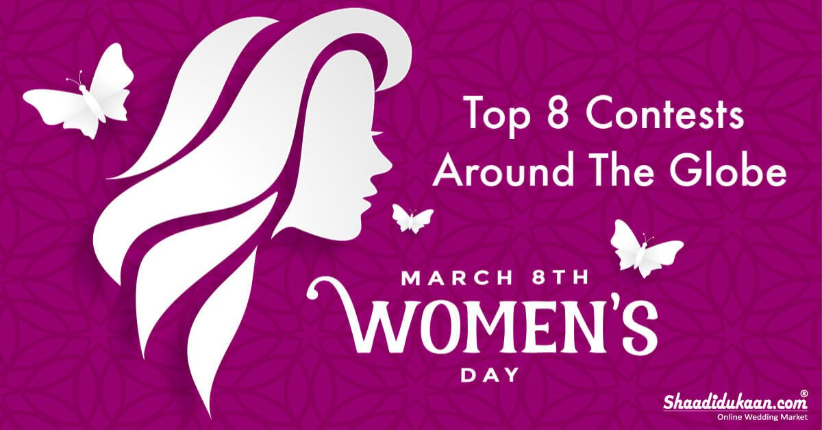 Let's Celebrate International Women's Day 2020 Globally With Shaadidukaan.Com!