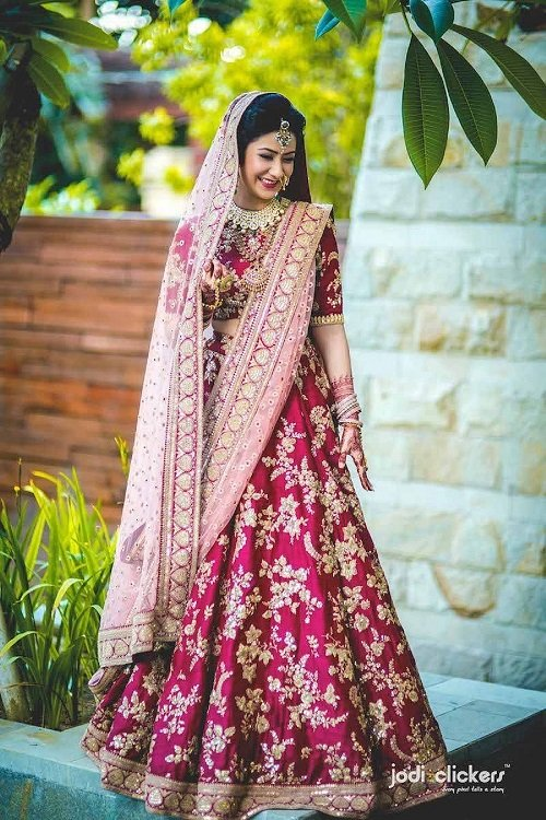 Pretty Chaniya Choli Designs For Weddings Of 2020