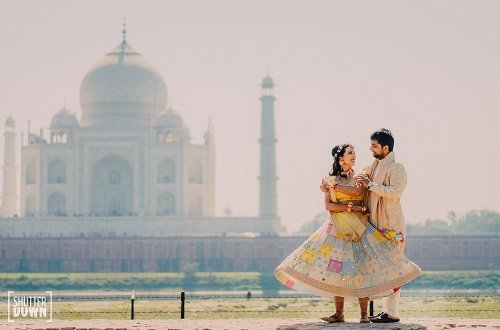 Gorgeous Real Wedding Photographs Of @theknclan Has Us ...