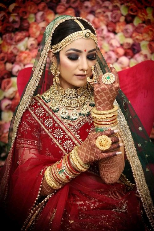 Incredible Bridal Kundan Jewellery For Indian Brides To...