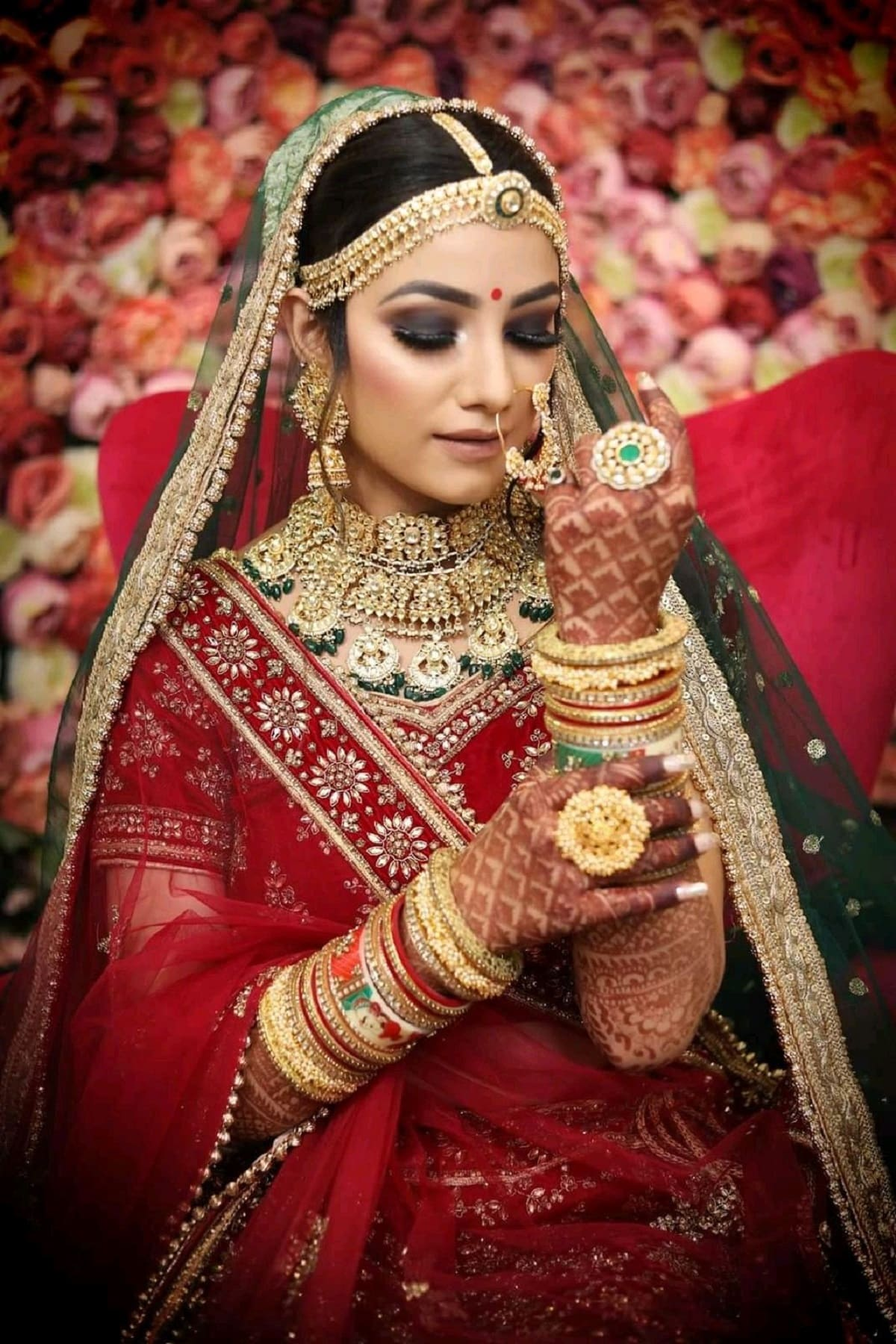 Incredible Bridal Kundan Jewellery For Indian Brides To Ace Their Regal Wedding Look