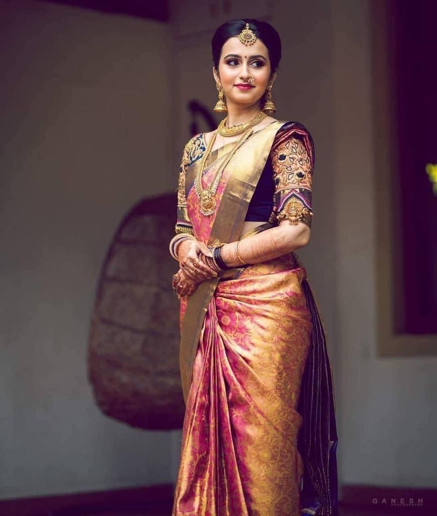 51+ Scintillating Banarasi Sarees For Wedding To Take your Bridal Trousseau Up a Notch!
