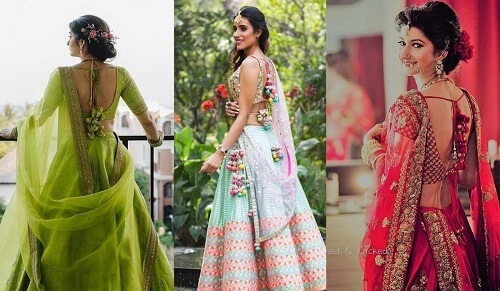 21+ Trending Latkan Designs For Blouse & Lehenga That Are Sure To Glamourize Your Bridal Look!