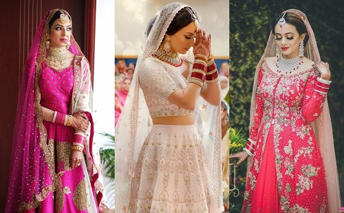 30+ Ravishing Punjabi Bride Wedding Dress For The Perfect Bridal Look