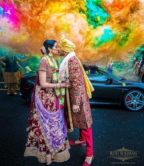20 Trendy Smoke Bomb Photography Ideas For Your Special...