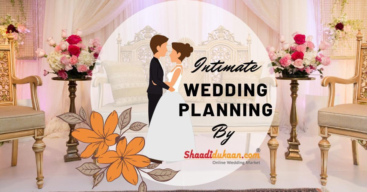 Launch Of Intimate Wedding Packages For Your Dream Wedding