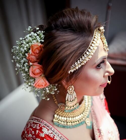 30+ Best Hair Style For Wedding Function In 2020