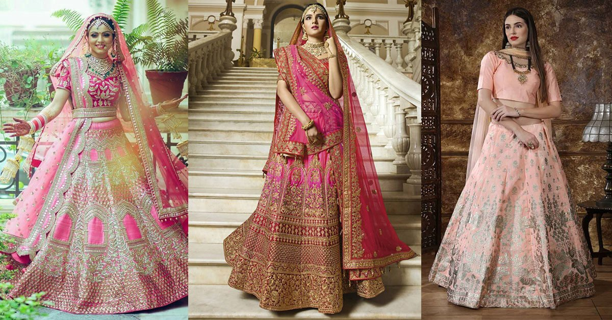 Trending Lehengas For Your Wedding