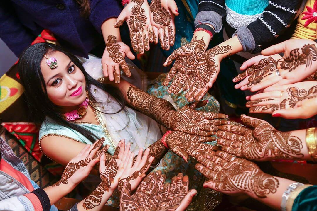 85+ Unique Mehendi Designs Highly Admired On Instagram