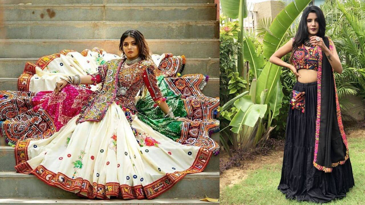 20+ Designs of Lehenga Choli That You Can Include In Your Navratri Shopping