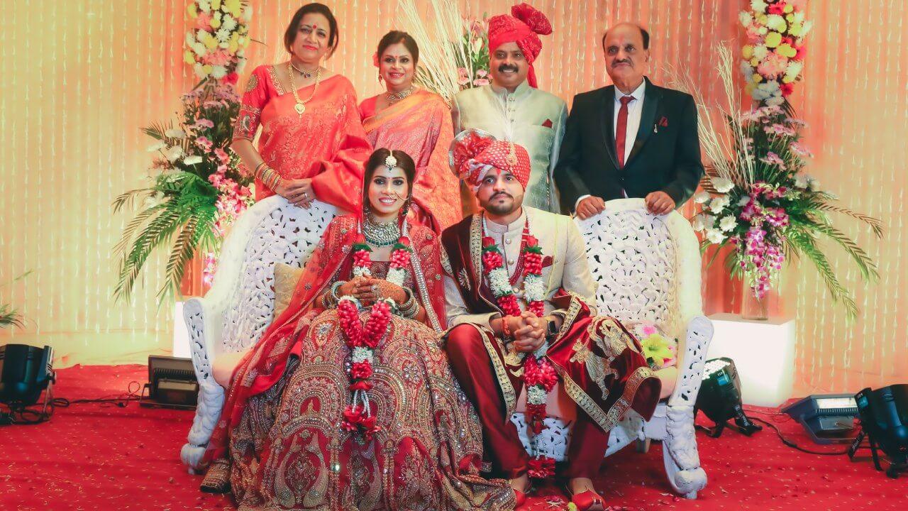 Capturing The Real Wedding Of Kanishka and Manali