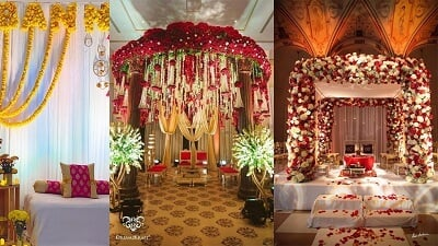 The Most Stunning Indoor Mandap Decor Ideas For A Dream...