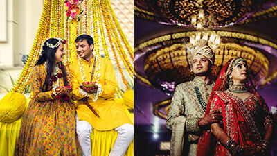 Real Wedding (Anuradha Soni and Vikas Soni ) Captured B...
