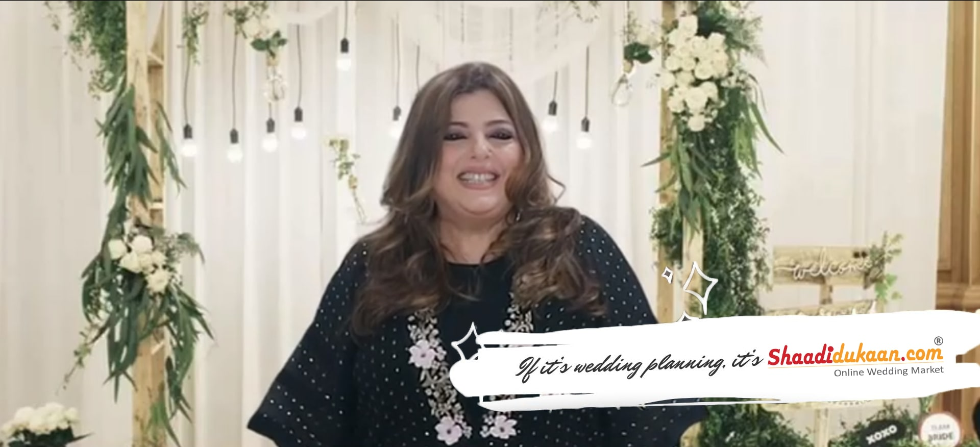 Shaadidukaan.com Launches Commercial Shout Out 2021 With Delnaaz Irani - #Atrangi Wedding Planning