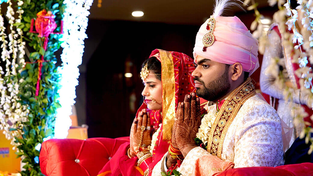 The Traditional Jaipur Intimate Wedding With Pin Worthy Ideas - RONAK And SHOBHANA