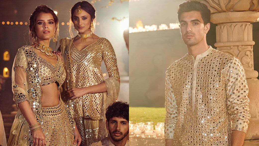Baraat : 'Chandni Raatein' Spring Couture 2021