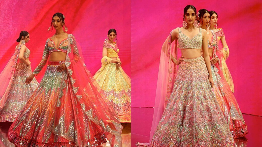 Highlights From Day 4 Of Lakme Fashion Week 2021