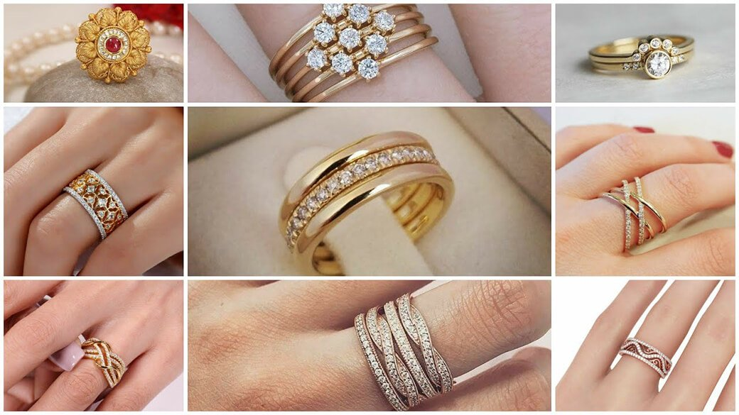 Engagement Ring Latest Designs Online