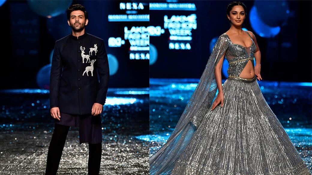Kiara Advani And Kartik Aaryan Steal The Show