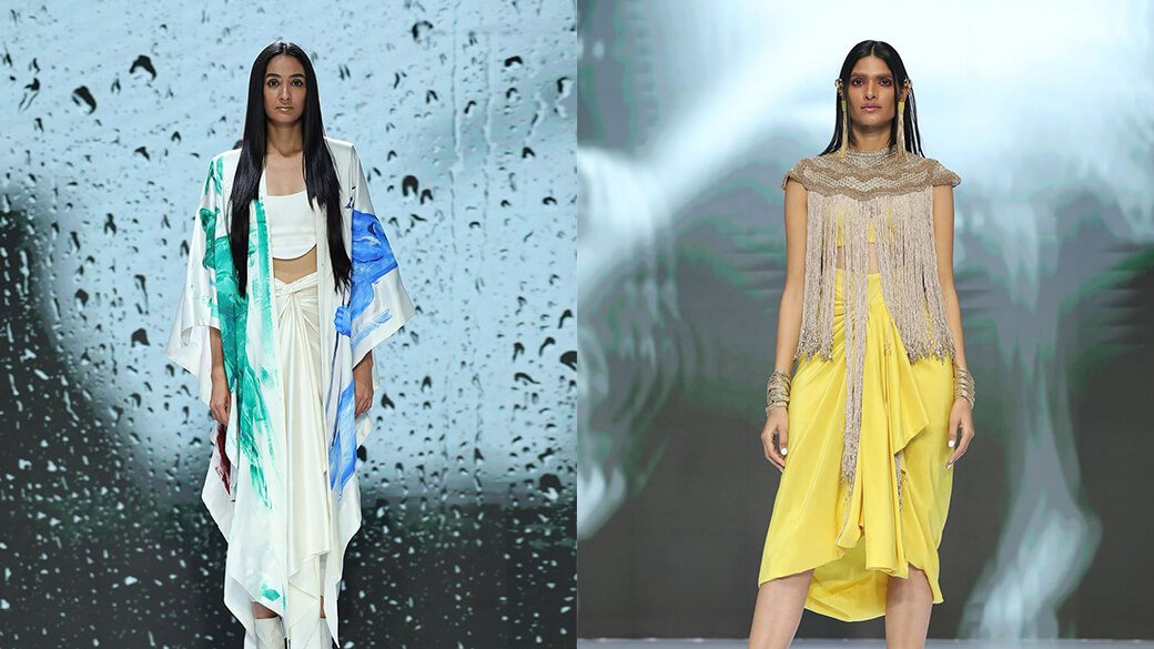 All Highlights Of Lakme Fashion Week 2021 : Day 1