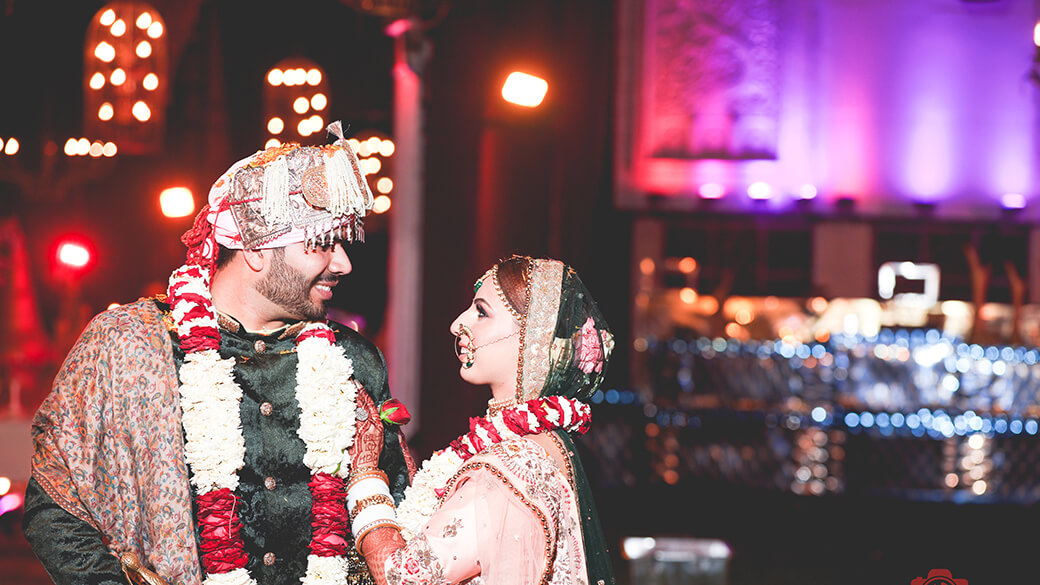 Shivam and Madhvi's Glam Wedding
