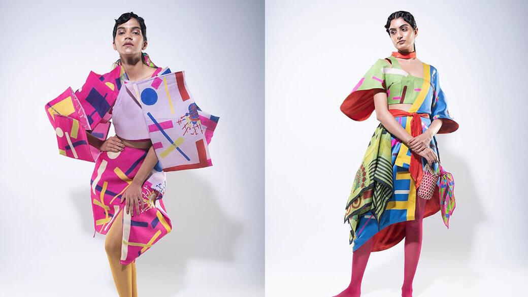 The Lakmé Fashion Week Digital Day 3 Highlights
