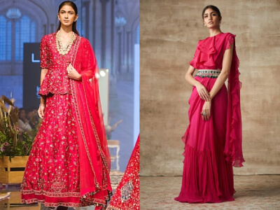 All About Designer Bridal Lehenga In The Words Of Ridhi Mehra