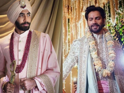 Indian Celebrities Groom Pictures That Will Touch Our H...