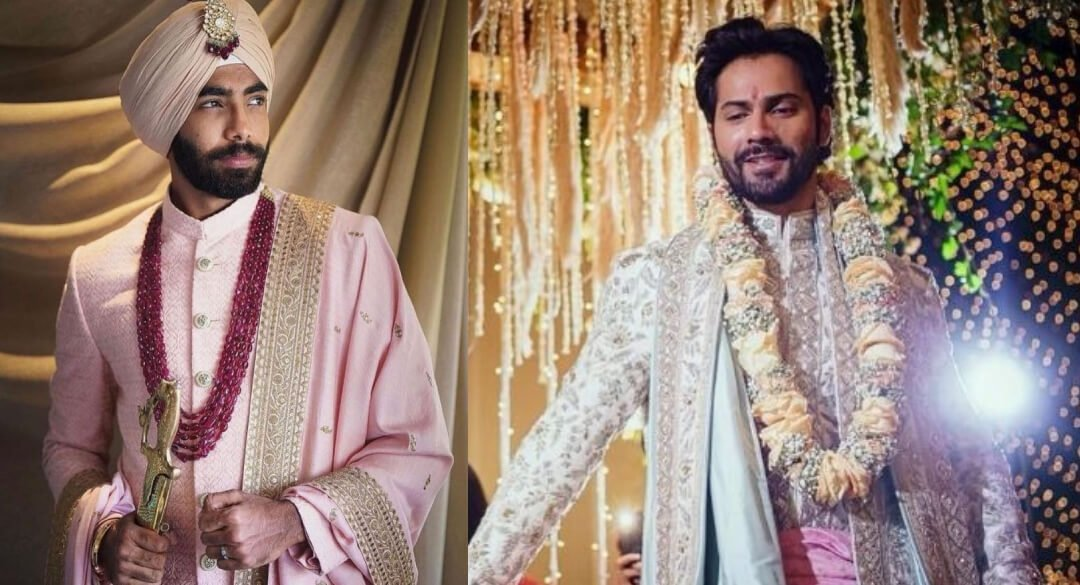 Indian Celebrities Groom Pictures That Will Touch Our Heart.