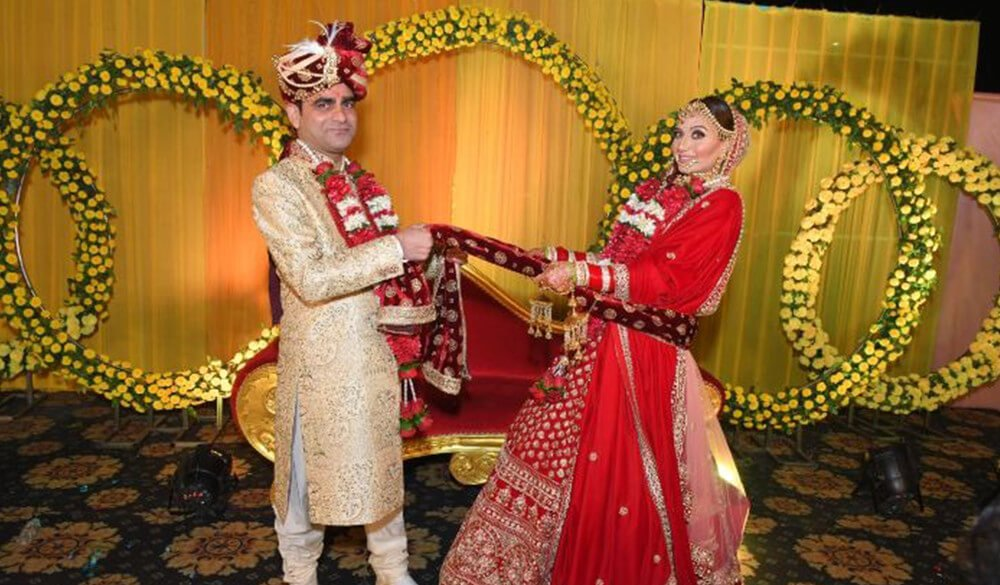 Intimate Wedding Jyoti And Navneet Photographed By  Dream House Studios