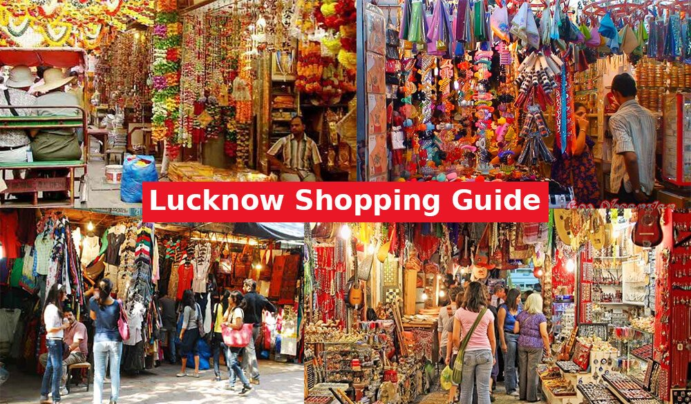 A Royal Wedding Shopping Guide To Lucknow