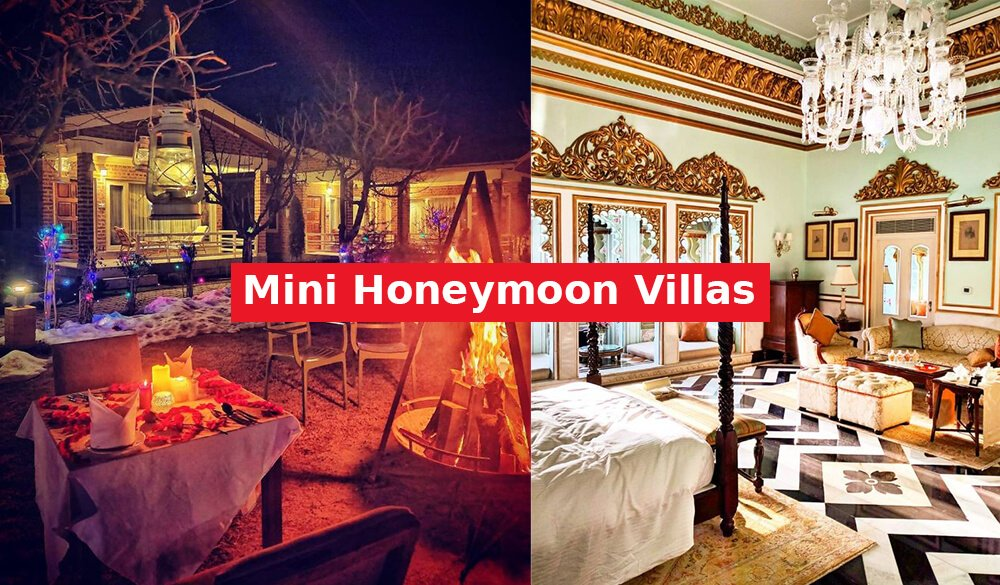 Incredible Villas In India For A Mini Honeymoon After Y...
