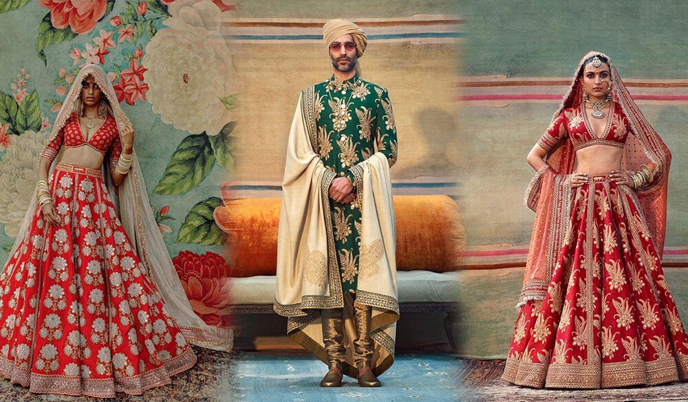 Sabyasachi 2021 Collection: A Beautiful Fusion Of India...