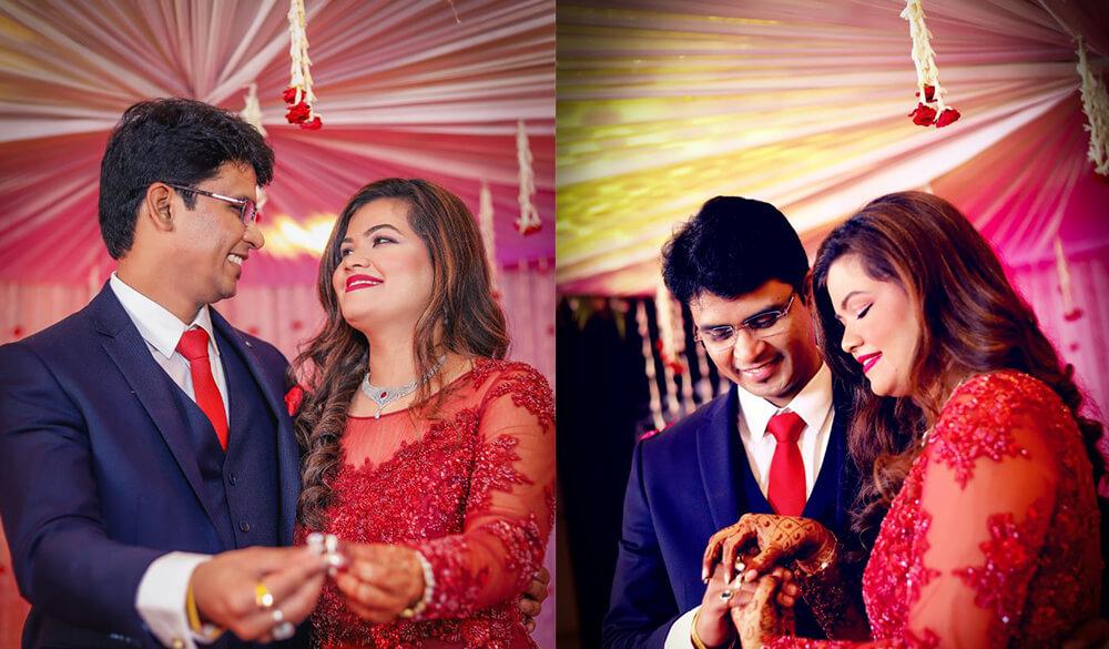 Sneek A Peek To The Intimate Wedding Of  Shipra & Shubham
