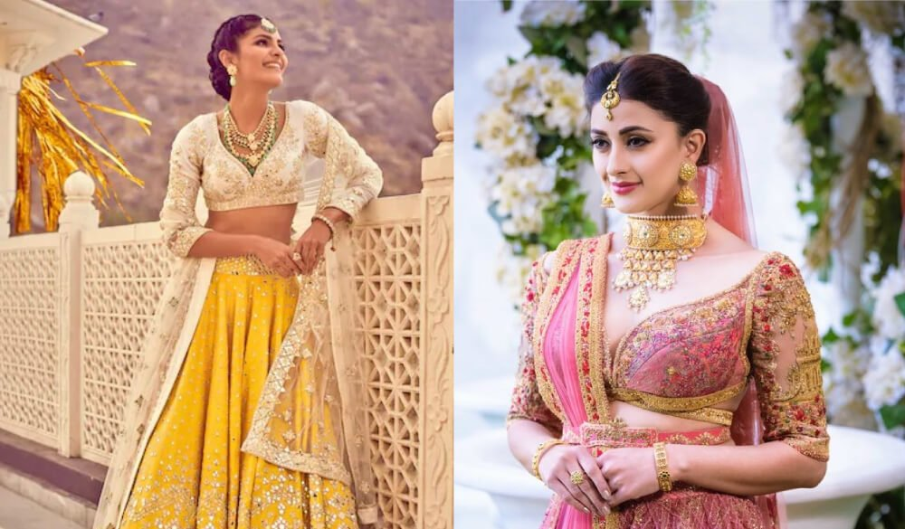 Brides To Be! Browse Below The Most Captivating Best Bridal Neckline Designs Collection