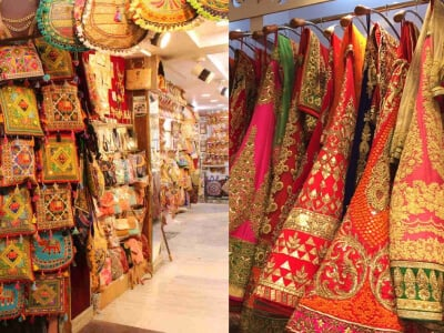 A Complete Guide to Jaipur for the Wedding Shopping Fun