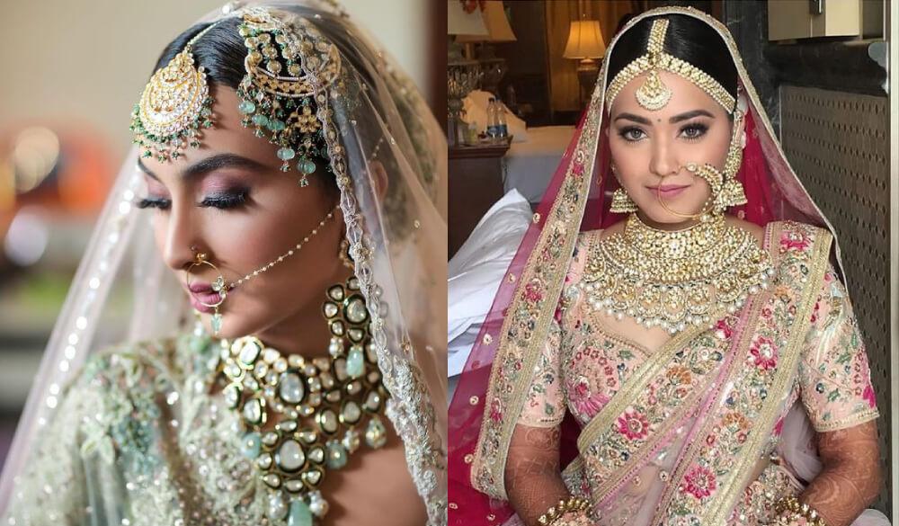 Clarification To The Brides - Maang Tikka Or Matha Patti