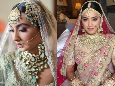 Clarification To The Brides - Maang Tikka Or Matha Patt...