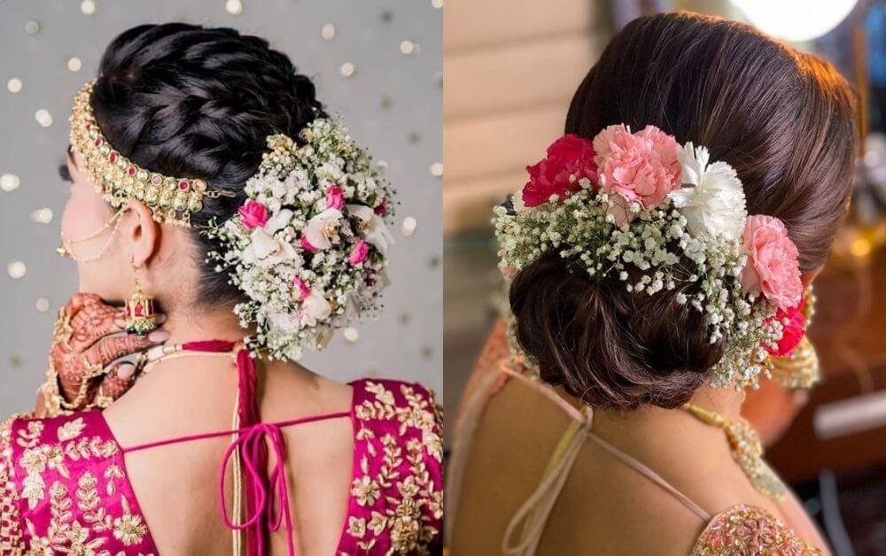 Bridal Bouquet Buns – Few Stylish & Few Sober, To Make Your Heart Go Win-Win Over!