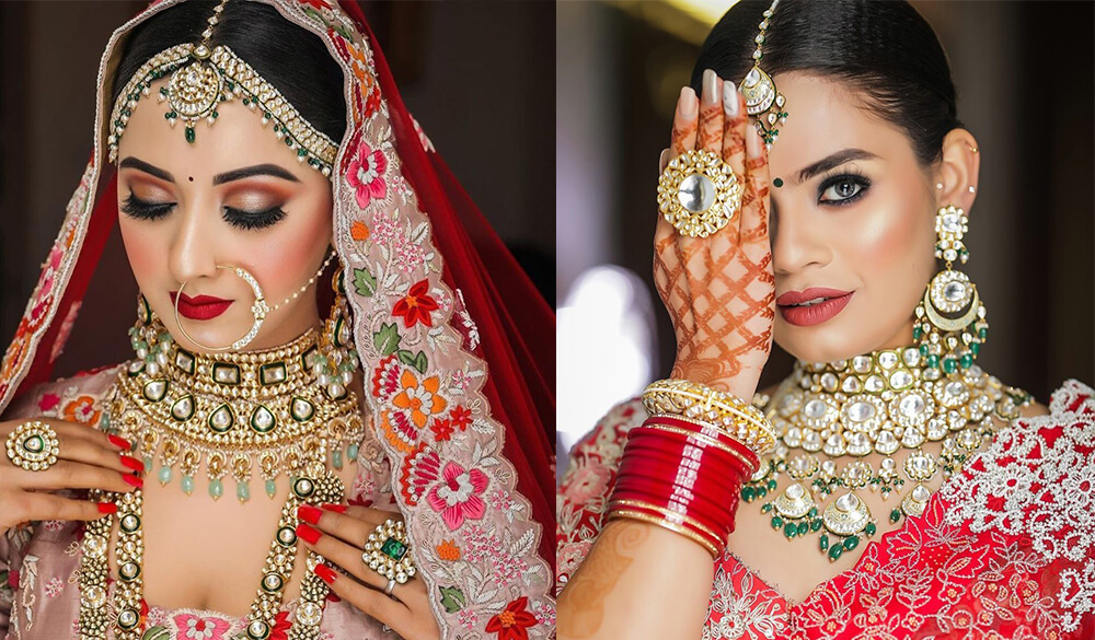 Precious & Priceless Treasures For The Brides To Behold For Lifetime - From Jewellers Of Jaipur