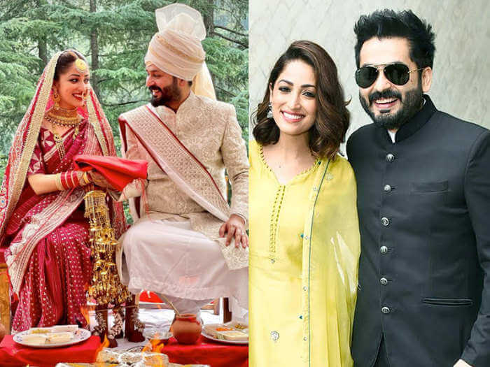 Yami Gautam & Aditya Dhar Are Madly Made For Each Other – Look At Their Wedding Pics!